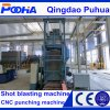 Tumble Belt Shot Blasting Cleaning Equipment