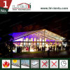 Fatastic 50m Huge Transparent Clear Roof Top Tent for Outdoor Exhibition