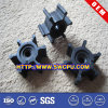 Wear Resistant Rubber Impeller for Waste Water Treatment Pump