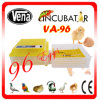 Good Price Janoel Incubator! Setting 96 Chicken Eggs Automatic Mini Egg Incubator for Sale