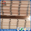 1220X2440X18mm Slotted Board Melamined MDF