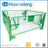 Collapsible Steel Foldable Stackable Cage Pallet
