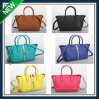 2014 New Top Quality Ladies Multicolor Genuine Leather Zipper Handbags Cross Body Bag (QW004)
