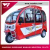 Closed Light Three Wheel E-Motorcycle Tricycle