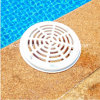 Swimming Pool Drain Cover ABS Swimming Pool Accessories Main Drain Suction Outlets