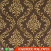 New Design Damask Deep Embossed Wall Paper
