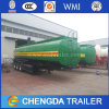 Tri Axles 45000liters 50000liters Fuel Tanker Tractor Trailer for Sale