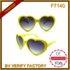 F7140 Popular Designer Eyeglass& Heart Frames Sunglasses