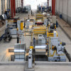 PLC Control Coiling Slitting Line Machine for Uncoiling Slitting Recoiling