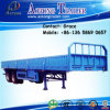 High Wall Semi Trailer, Bulk Cargo Semi Trailer, Side Board Semitrailer, Side Boards Flatbed Semi Trailer, Flatbed with Side Wall, Open Side Board Cargo Trailer