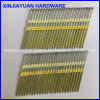 3.05*90mm Painted Screw Shank Plastic Strip Framing Nail