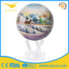 Custom Water Globe Poly Resin Christmas Gifts Snow Globes