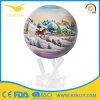 Custom Water Globe Poly Resin Christmas Gifts Snow Globes