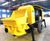 Small Size Trailer Mounted Concrete Pump Electric Engine (HBT40.13.55S)