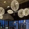 Modern LED Hanging Lamp Lighting for Hotel