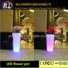 Wedding Decoration Color Changing LED Flower Pot