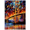Wholesale High Quality Knife Painting, Home Decoration Painting, Art Painting, Decoration Oil Painting (Y312)
