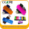 Swivel Plastic USB Pen Drive USB Flash Drive (ET005)