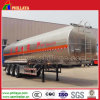 Crude Oil Fuel Storage Aluminum Truck Trailer Tankers for 50000liters