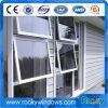 Aluminum Awning Window with Transom