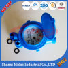 Plastic Multi-Jet Vane Wheel Dry-Dial Cold (hot) Water Meter for Portable Water