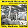 Cola Tin Can Filling & Sealing Machine