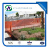 PE Orange Plastic Safety Mesh Fence, Orange-Red Plastic Safety Fence