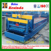 Roofing Sheet Red Metal Glazed Tile Cold Roll Forming Machine