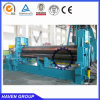 three roller rolling machine metal plate bending machine W11S-6X2500