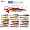 Colorful Life Like Fishing Spoon Lure