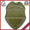 Stars Raccoon Police Department Badge, 3D Police Badge