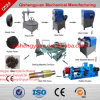 Waste Tire Crusher Machine/Tyre Recycling Plant/Rubber Cutter