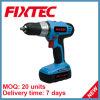 Fixtec 20V 13mm Keyless Chuck Hand Drill Machine of Cordless Drill