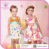 Floral Sleeveless Kids Clothes Dress (6262 6268#)