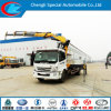 2016 Good Quality Truck Mounted Crane for Sale