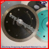 125mm Hot Press Turbo Diamond Saw Blade for Marble Granite