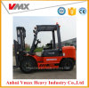 Factory Price 3.5 Ton Diesel Forklift with 2 Stage 3m Mast