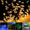 Outdoor Decoration Solar Powered String Light with Different Colors