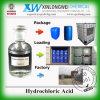 Hydrochloric Acid 30% to 37%, Industrial Grade & Ar Grade & Cp Grade