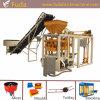 Concrete Hollow Block Making Machine Qt4-24 Semi Automatic Brick Production Line