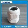 Pg Metric Series Waterproof Nylon Cable Gland with Full Size M32X1.5