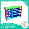 Children′s Plastic Toy Collecting Shelf/Storage Shelf/Organizer/Plastic Rack