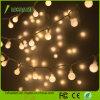 Waterproof 80 LED Globes Warm White LED String Light for Christmas Decoration