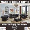 Chesterfield Modern Design Genuine Leather Sofa Set