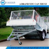 Australia Standard Tipping Trailer with Checker Plate