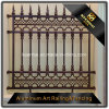 Classic Style Fencing Panels Aluminum Garden Fence with High Securtity