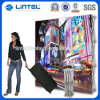 Spring Aluminum Pop up Banner Show Equipment Display Stand