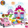Happy Town Plastic Blocks Toy for Children