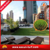 "40mm PE 3/8"" Anti UV Soft Artificial Grass Lawn"