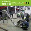 plastic woven bags granulation machine